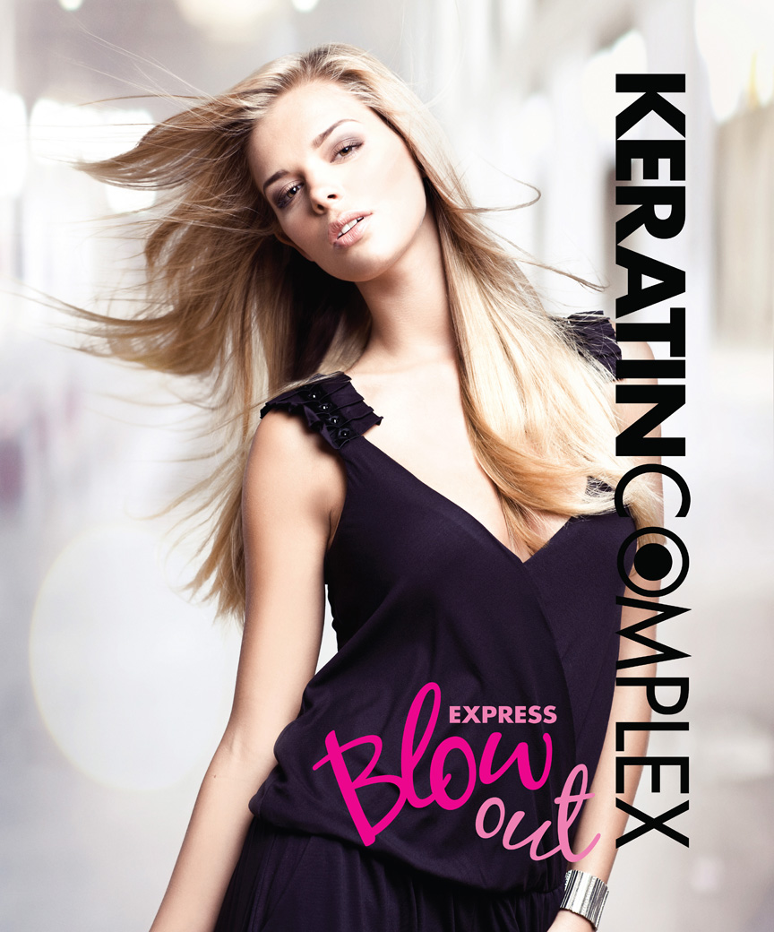 Keratin Express Blow Out